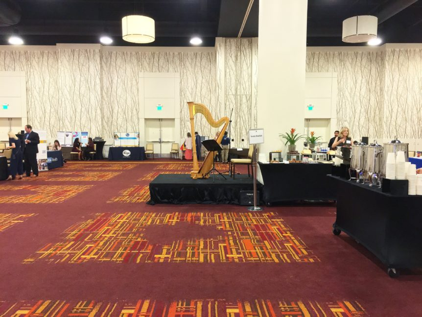 LA Harp GLAONS 2